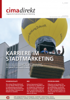 Karriere im Stadtmarketing